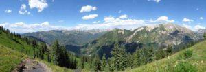 Marble Peak located near Marble Retreat