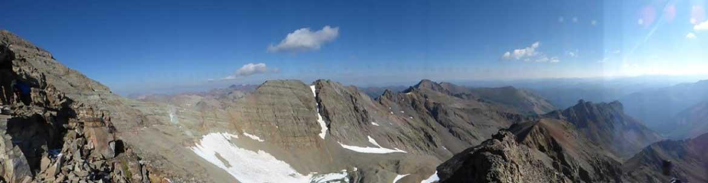 Castle Peak Hike - near Marble Retreat