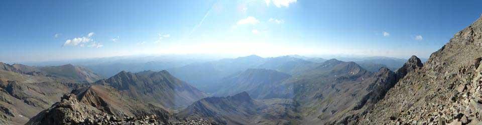 taken from castle peak marble retreat