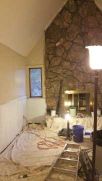Updating the Marble Retreat Group Room
