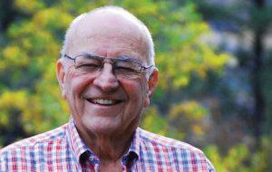 Bert Pope, President BoD
