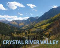 Crystal River Valley near Marble